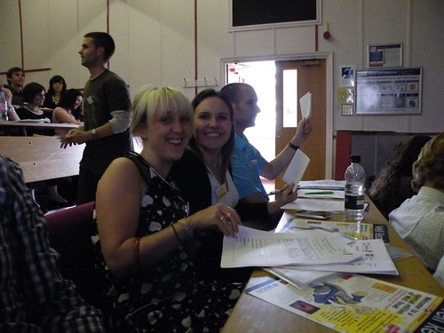 Emma Illingworth and myself at NPC2010