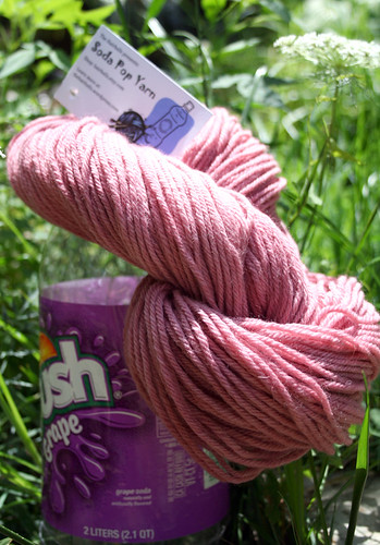 Soda Pop Yarn