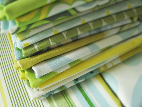 Fabric for a quilt