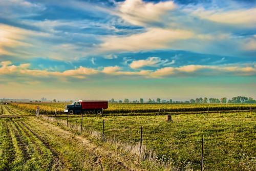 Old-Farm-Truck