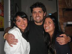 Patricia, Christina with Ludo