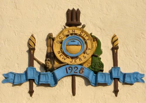 Ocean City, NJ Logo 1928