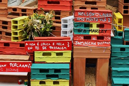Bob Marley Favela