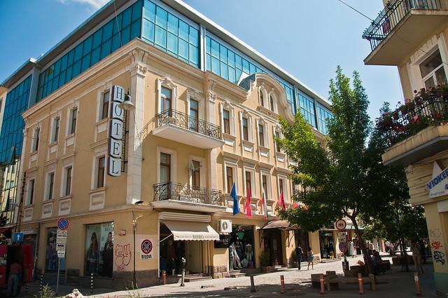 The Sveta Sofia Hotel