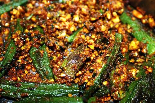 Bharva bhindi