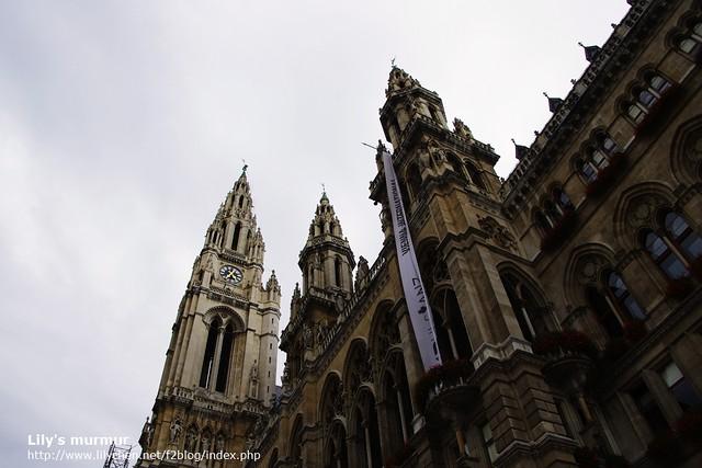維也納市政廳,Rathaus, Vienna