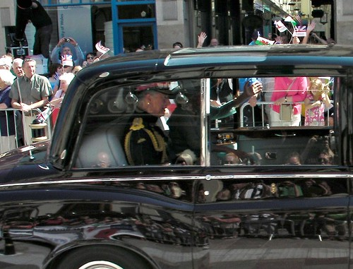 Cardiff Armed Forces Day-Prince Charles and Camilla