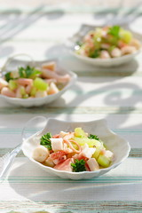 Salade poulpe 1