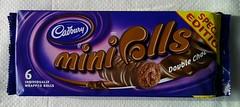 "cadbury ""double choc"" chocolate &quo..."
