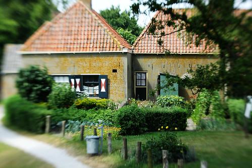 Zuiderzee Museum Houses