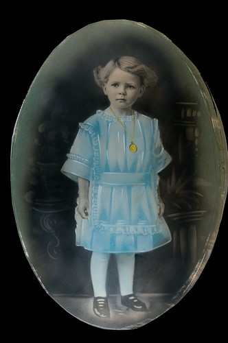 Eleanor Drake 3 yrs old