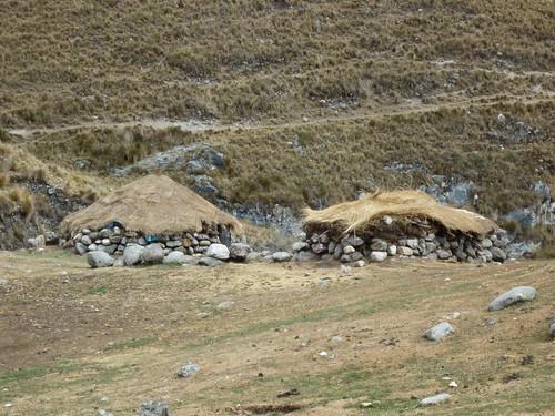 Schaefer-Huetten, Anden-Trekking