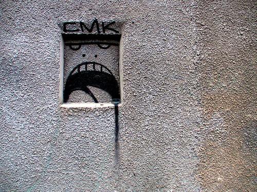 CMK Graffiti in Roath