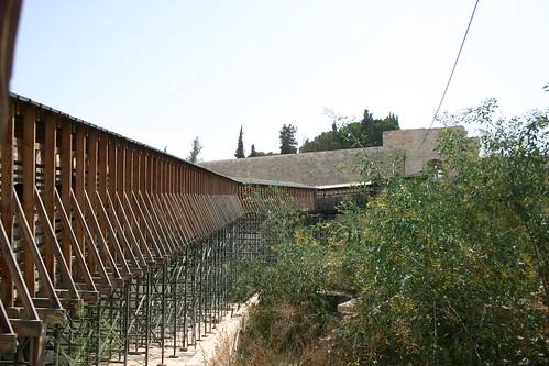 The ramp to Mount Moriah