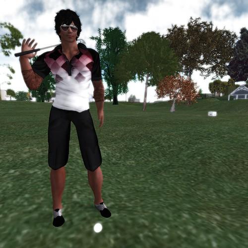 Vinny Chase - Golf