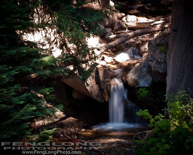 Big Sur Waterfall