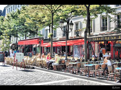 Resultado de imagen de barrio latino paris