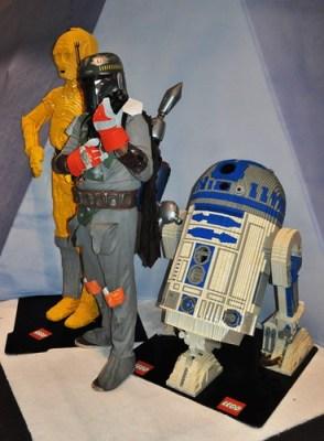LEGO-Droids