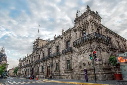 Fachada Sur, Palacio de Gobierno