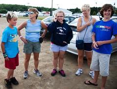 Emmett, Sherri, Kelly, Heidi and Michael