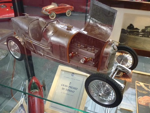 Mostra Alfa Romeo 236