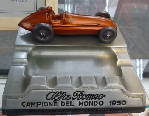 Mostra Alfa Romeo 239