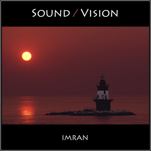 Dark Fog Horns Way Into Lighthouse (Long Island) Sound Vision - IMRAN™ — Read The Action Movie Storyline!