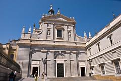 Madrid, Cattedrale dell'Almudena