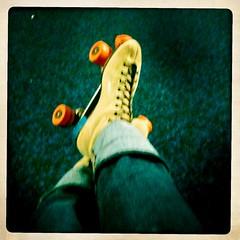 Roller Rink!