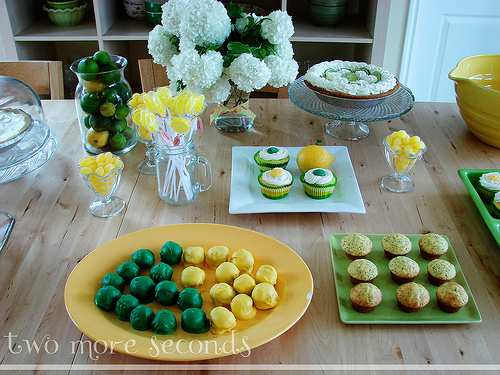Lemon Lime Real Party