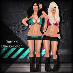 _Urbanity_ Ruffled Blacks