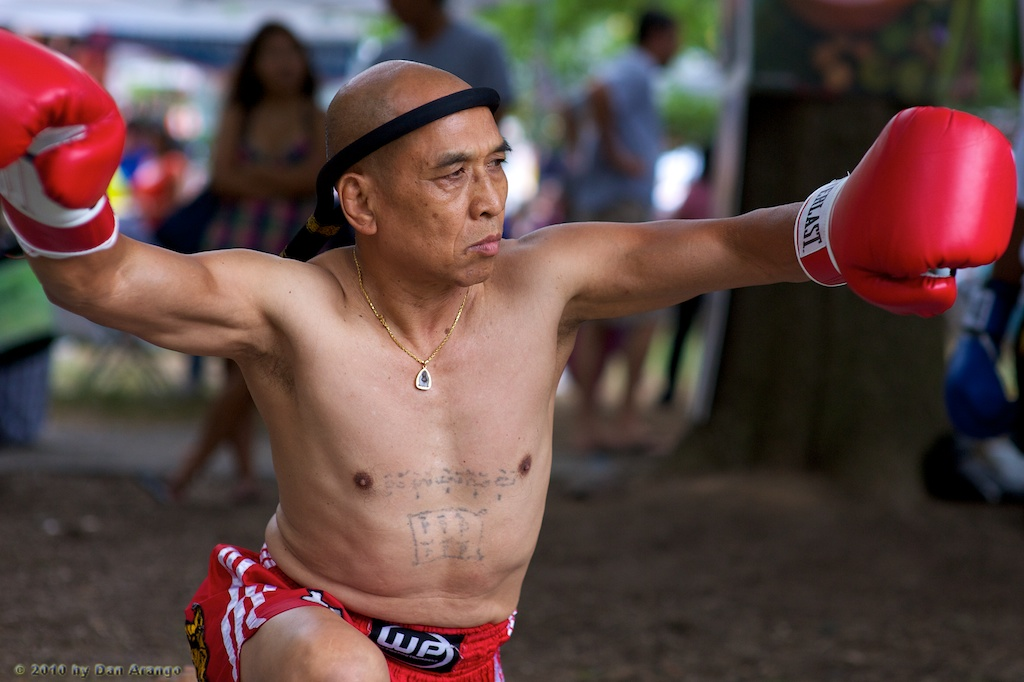 Muay Thai Master I