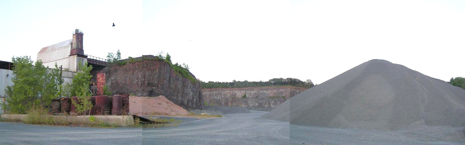 Tilco Quarry, Newington, Conn.