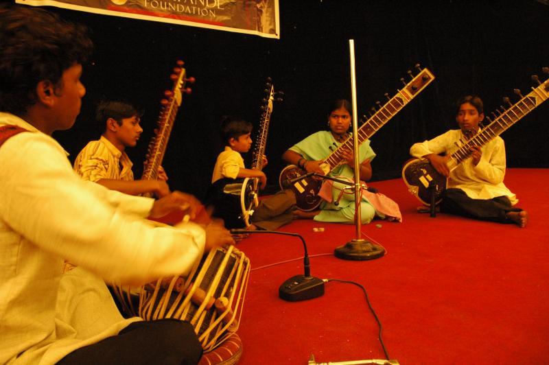 Kalkeri Sangeet Vidyalaya, Dharward, Karnataka