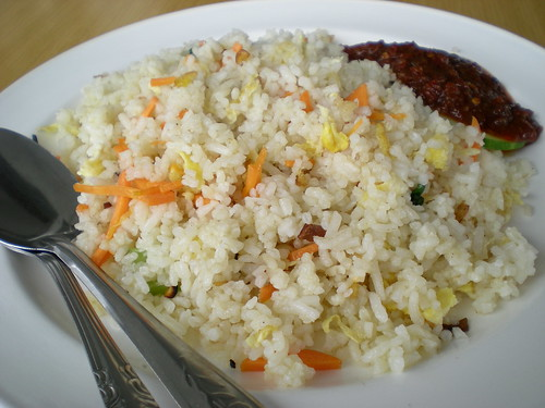 Kong Ma Ma Malay fried rice