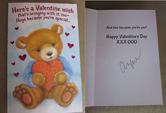 Valentine's Day card from Azure!