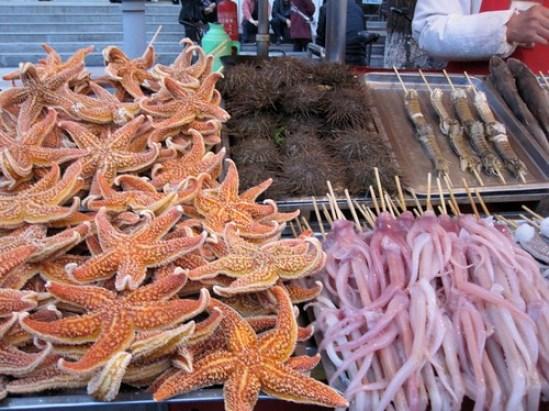 Starfish anyone?