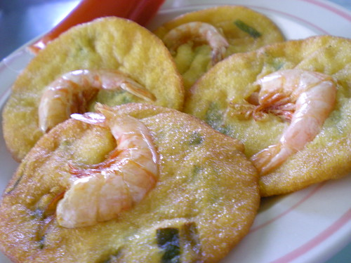 Bandong's cucur udang