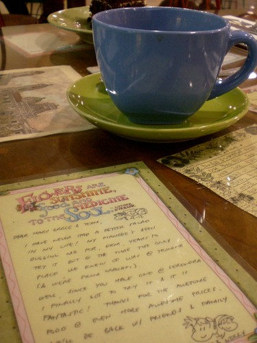 Cafe Mary Grace @ Serendra