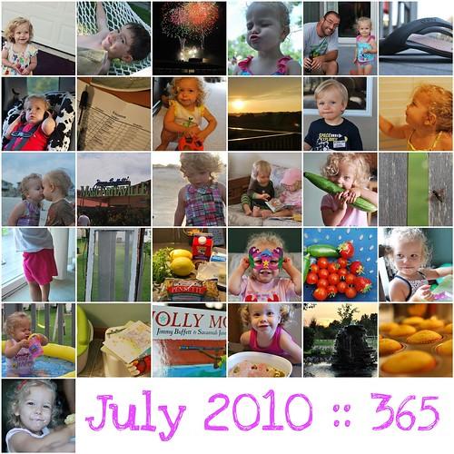 July 2010 :: 365