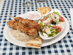 The Greek Place