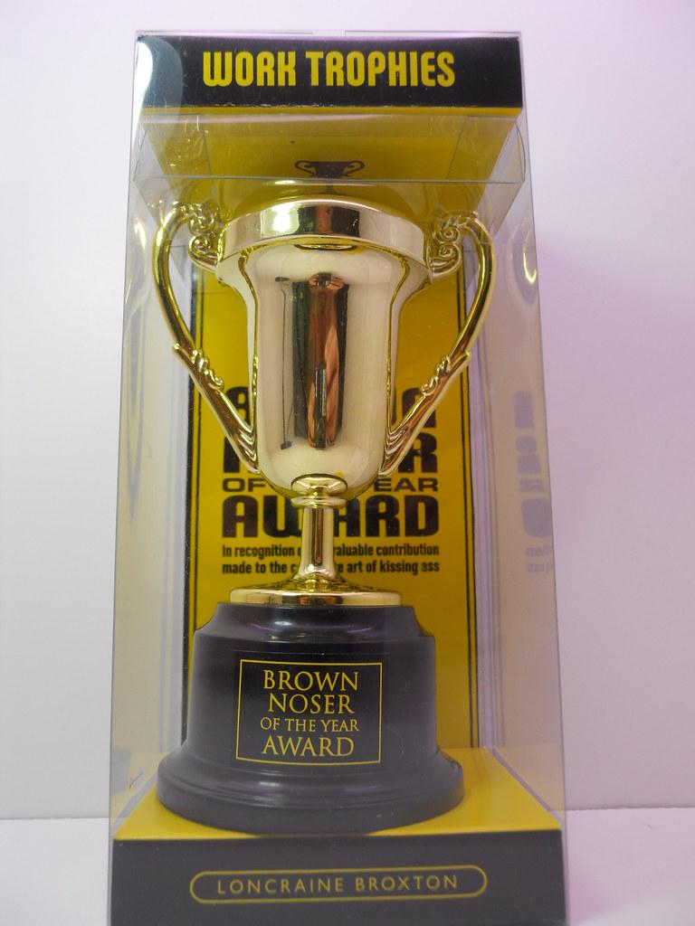 brown noser award (1)