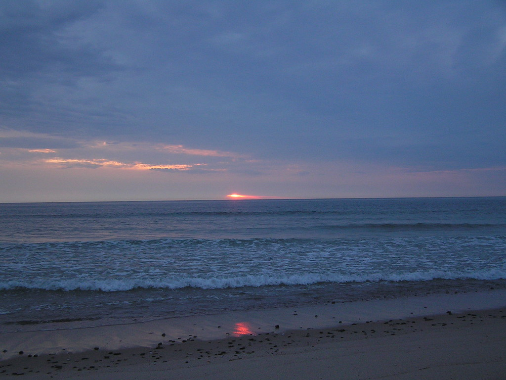 Dawn, Ballston Beach, Truro, Mass.