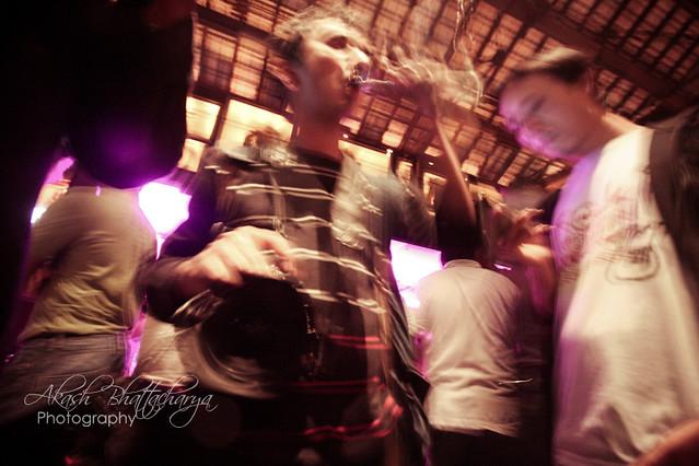 Raj @ Hard Rock Cafe | Bangalore