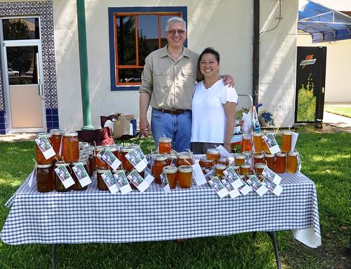 Me & my beekeeper