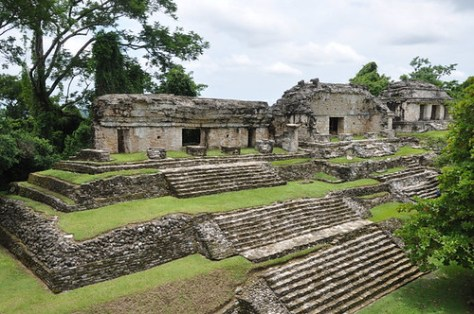 Palenque's North Group