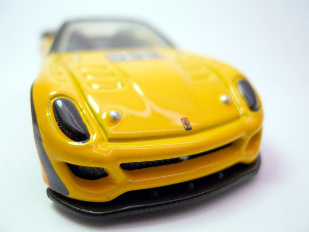 hws speed machines Ferrari 599XX (4)