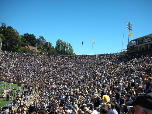 Cal Football Home Game