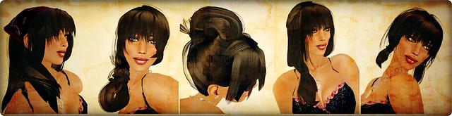 Scribble @ Hair Fair 2010