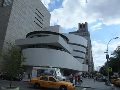 New York - Guggenheim Museum (2)